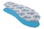 Antibakteriniai baltai-mėlyni Actifresh vidpadžiai