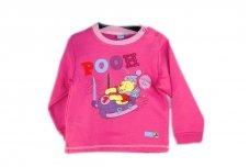 Disney ružavas bluzonas mergaitėms JF1145v