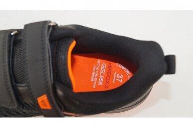 Juodi medžiaginiai su dviem lipukais Badoxx sportiniai bateliai 4