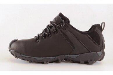 Juodi nat.odos suvarstomi Badoxx vyriški laisvalaikio batai 6642 2