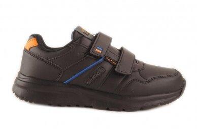 Juodi su lipukais Badoxx laisvalaikio batai berniukams 8170o