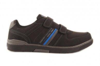Juodi su lipukais Badoxx vyriški laisvalaikio batai 8242
