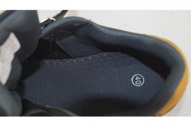 Juodi su lipukais laisvalaikio batai paaugliams 4