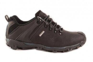Juodi suvarstomi Badoxx vyriški laisvalaikio batai 8884