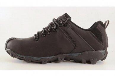 Juodi suvarstomi Badoxx vyriški laisvalaikio batai 8884 2