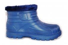 Lengvučiai iš PVA medžiagos įmaunami su kailiuku batai