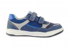 Mėlyni su lipukais Gelteo laisvalaikio batai berniukams 6322