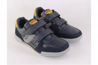 Melsvi su lipukais laisvalaikio batai paaugliams 3