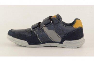 Melsvi su lipukais laisvalaikio batai paaugliams 2