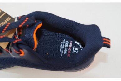Mėlyni medžiaginiai suvarstomi Badoxx vyriški sportiniai bateliai 8215 4