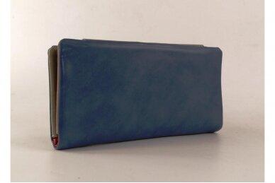 Pilka-spalvota moteriška piniginė AC167 2