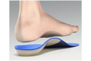 Profiliuotas ortopedinis įdėklas 2
