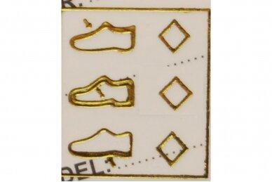 Ružavi skylėti baltu guminiu padu suvarstomi moteriški laisvalaikio bateliai 4248 5