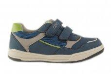 Šv.mėlyni su lipukais Gelteo laisvalaikio batai berniukams 6322