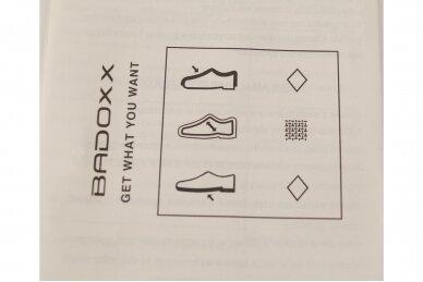 Šviesiai melsvi suvarstomi Badoxx moteriški sportiniai bateliai 7626 5
