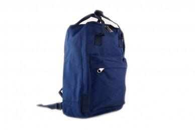 Tm.mėlyna sportinė kuprinė New Berry 15730