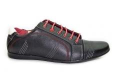 Stilingi juodi su Vico vyriški batai 1231
